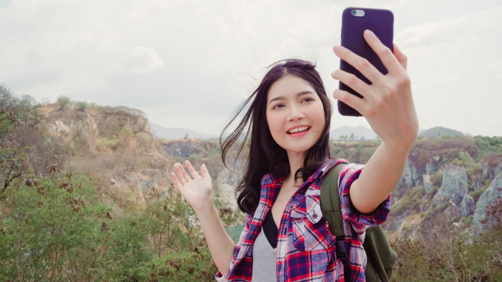 Travel Vlogging